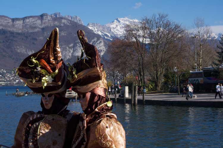 Carnaval de Annecy, Francia