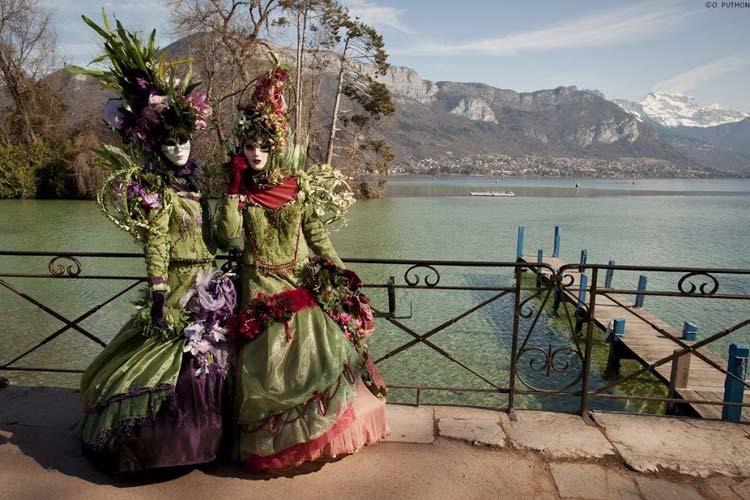 Carnaval de Annency, Francia