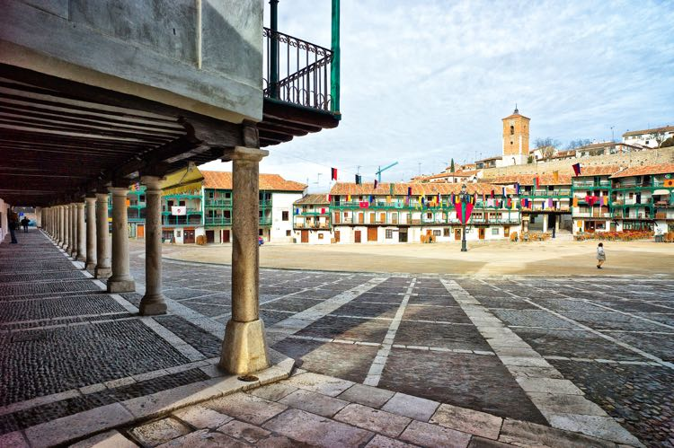 Chinchón. Foto de Alfredo Urdaci © PromoMadrid