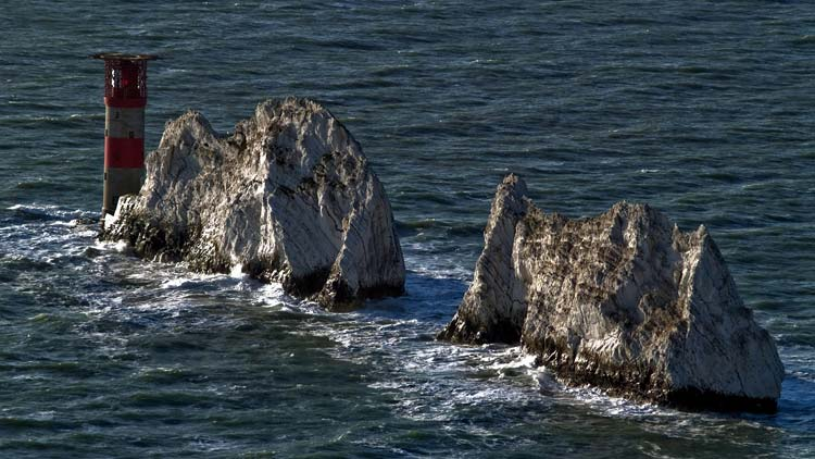 Needles, isla de Wight