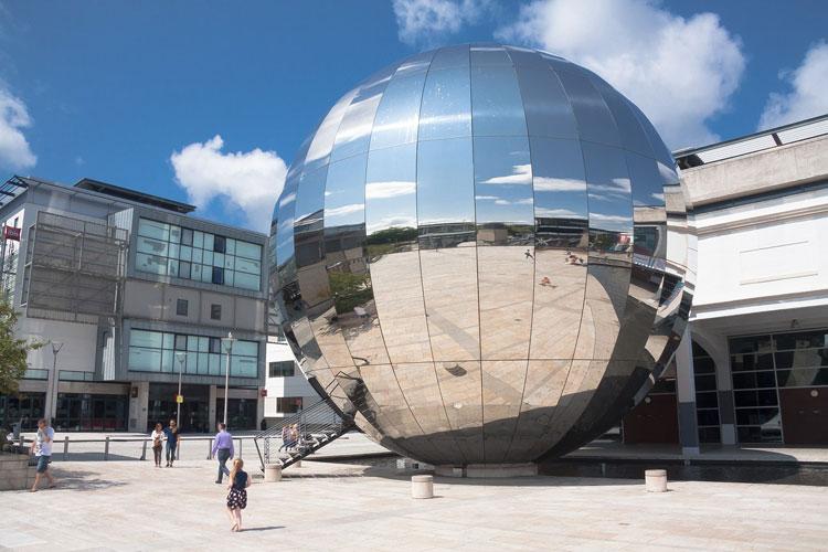 Acuario de Bristol, Capital Verde Europea de 2015