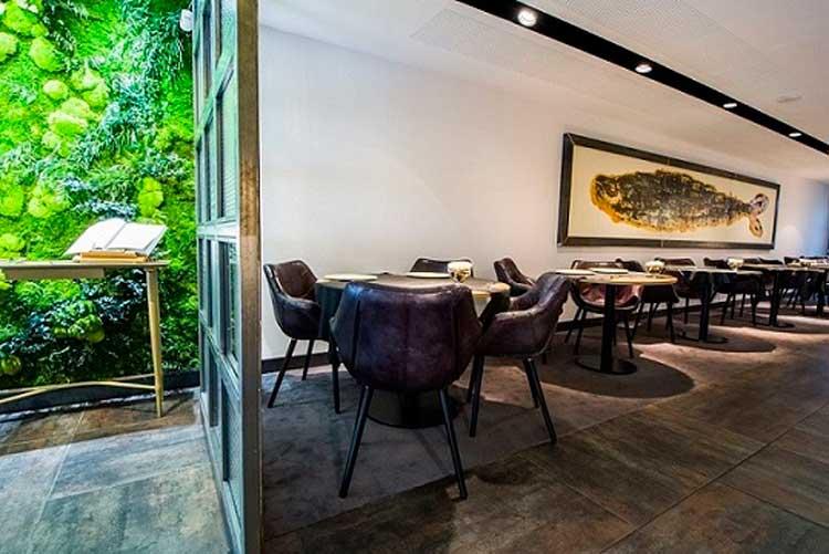 Comienza la temporada 2015 en el sergi arola restaurante - Restaurante sergi arola madrid ...