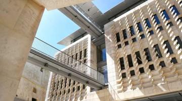 Completado el proyecto Valletta City Gate de Renzo Piano