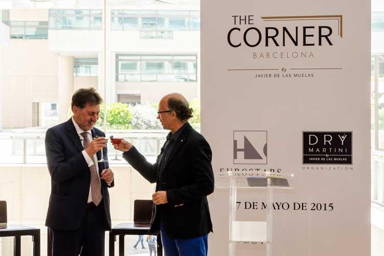 Eurostars Hotels presenta oficialmente el proyecto The Corner By Javier de las Muelas