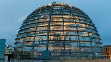 Reichstag de Berlín. El Hotel Barceló Berlín abrirá sus puertas en 2018