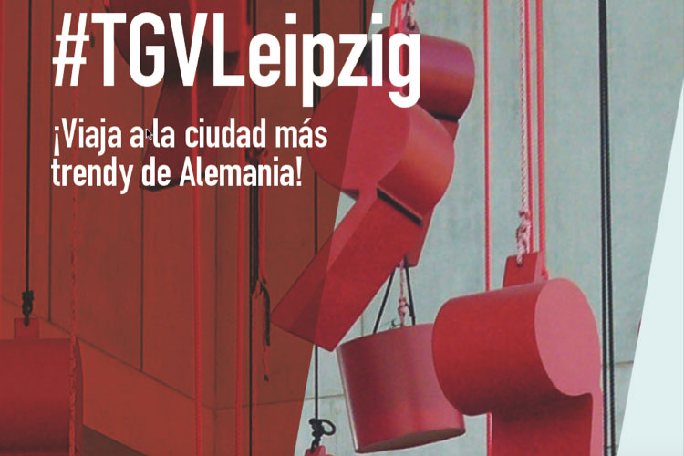 Descárgate gratis la revista de viajes #TGVLeipzig