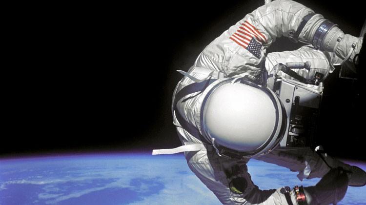 Misión espacial del Gemini 4, en junio de 1965
