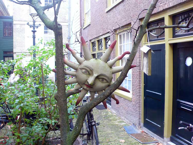 Hofje de Jordaan, Ámsterda.m. Foto © Tu Gran Viaje