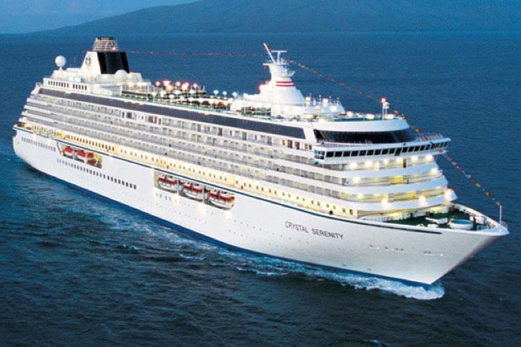 Crucero Crystal Serenity. Guía de Cruceros de Tu Gran Viaje
