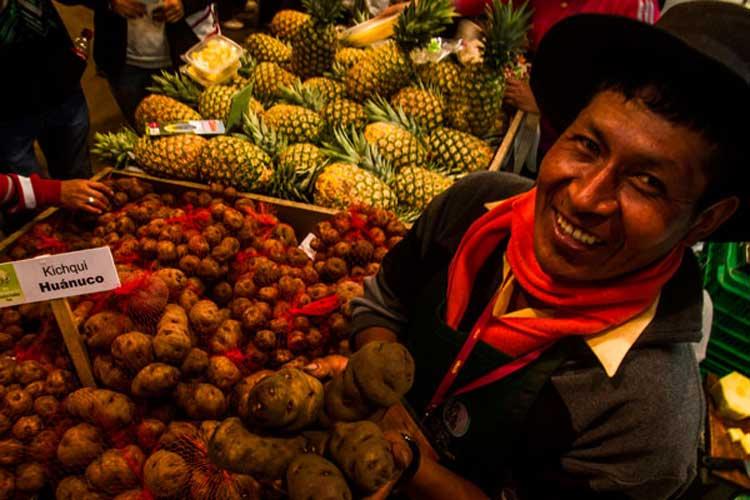 El Gran Mercado de Mistura  2015