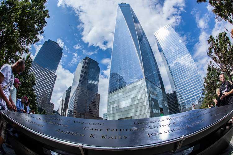 One World Trade Center. Foto CC Anthony Quintano