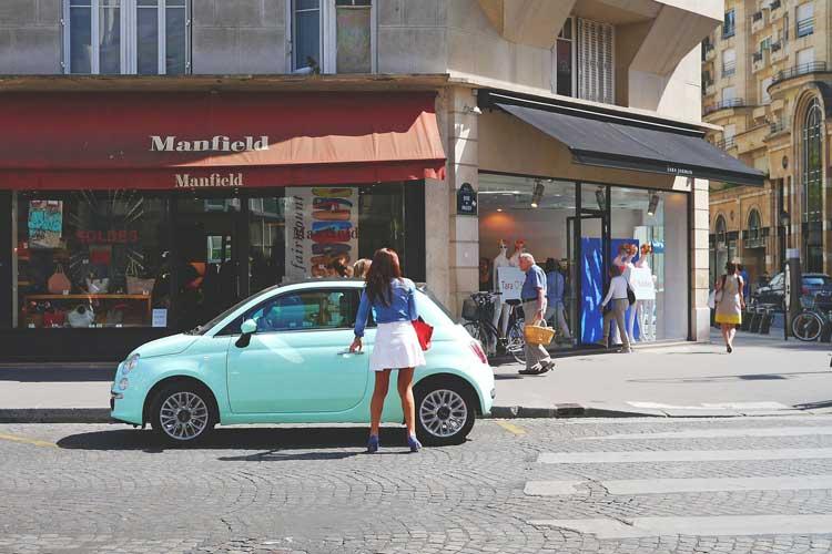 Shopping en París. Guía de compras en París
