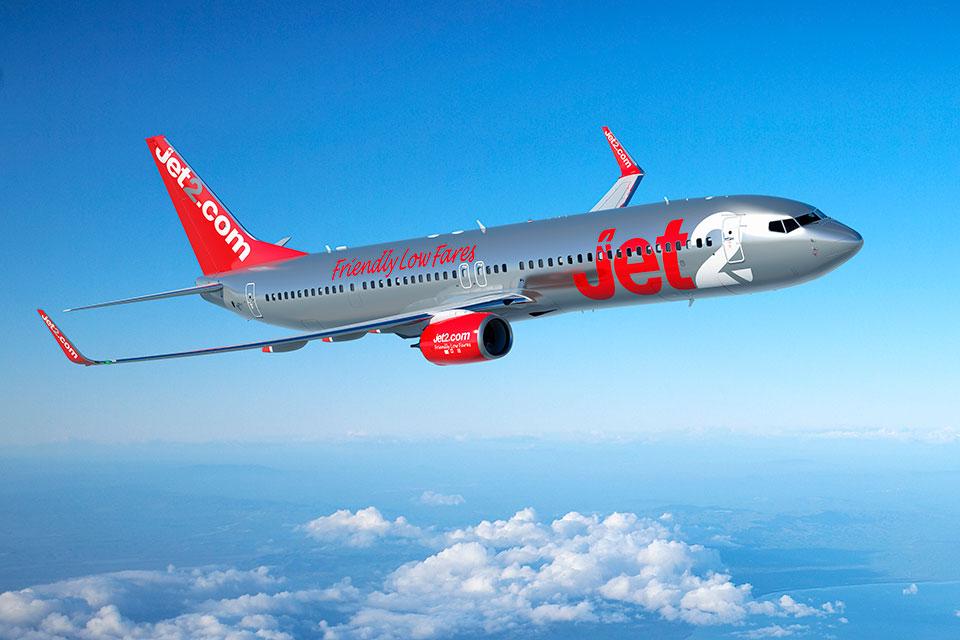 Boeing y Jet2.com finalizan un pedido de 27 aviones 737-800 Next-Generation