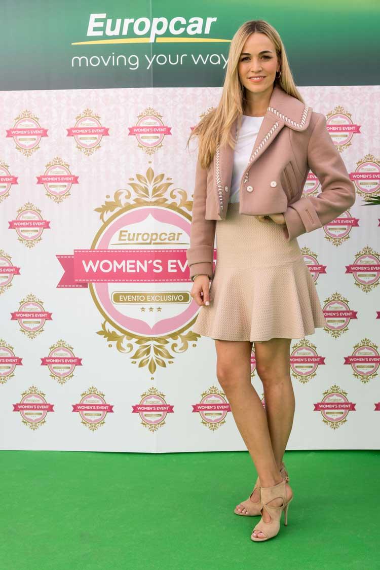 Carmen Jordá, imagen de Womencar de Europcar
