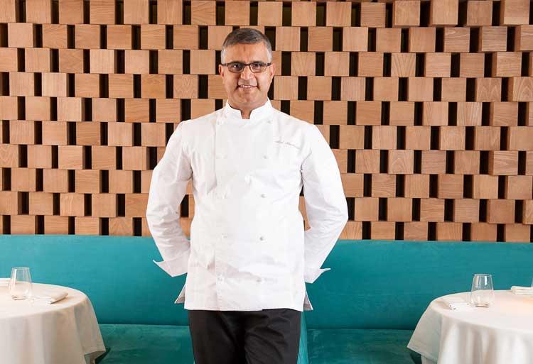 Atul Kochhar, del restaurante Benares, un Chef con Estrella Michelin