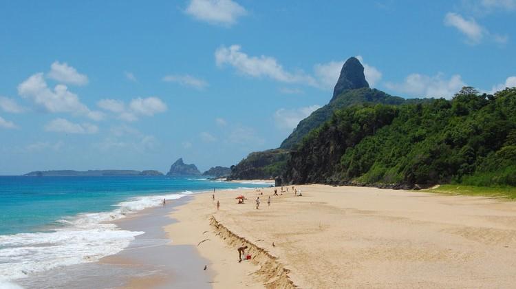 Playa Cacimba do Padre, isla de Fernando Noronha, Brasil - Tu Gran Viaje
