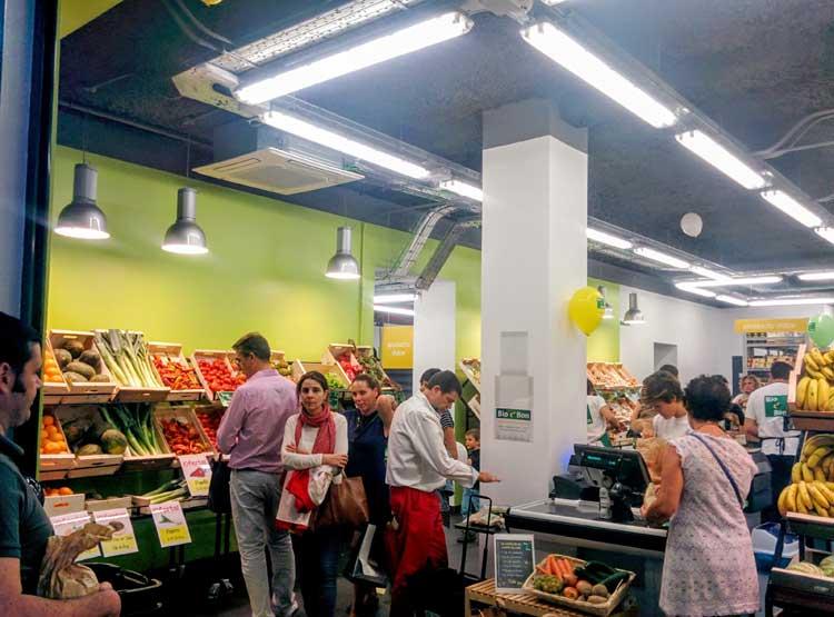 tienda Bio C'Bon de Madrid