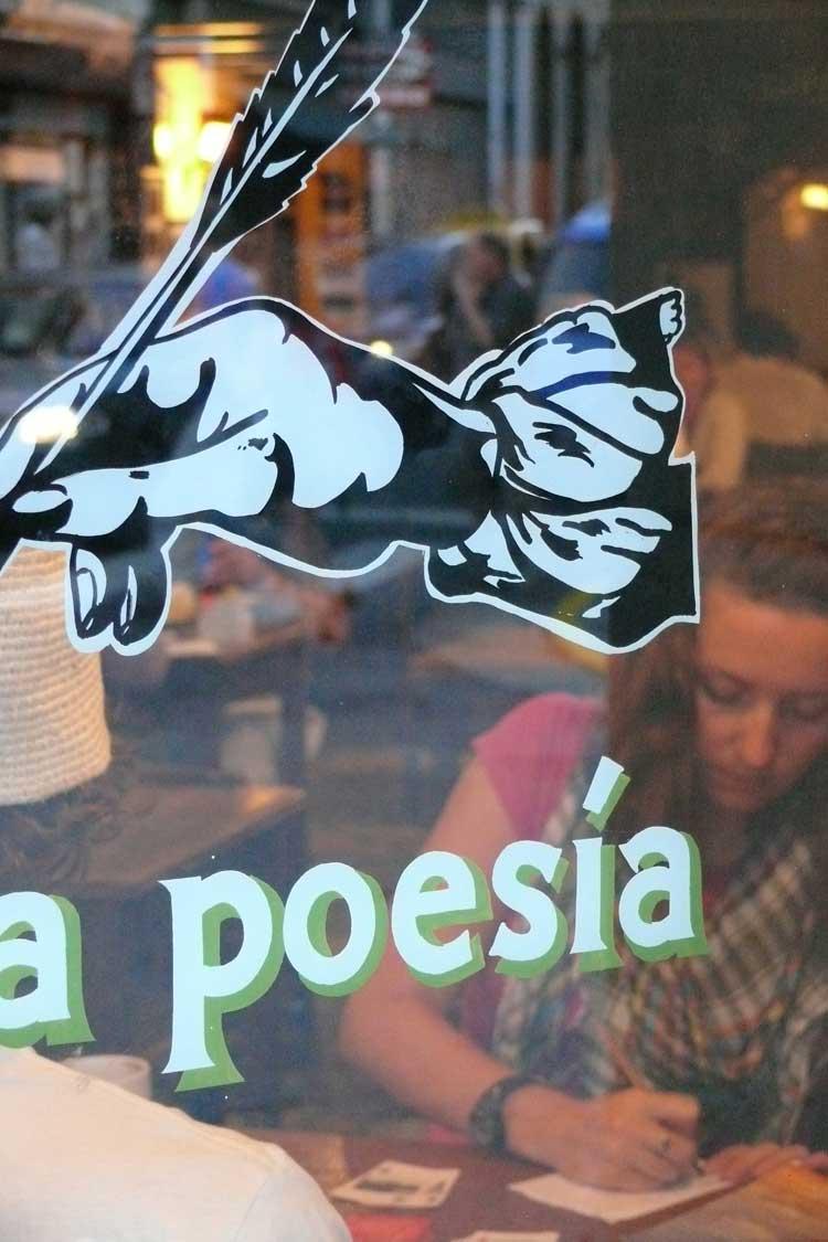 Café de Buenos Aires. Foto © Jesús García Marín