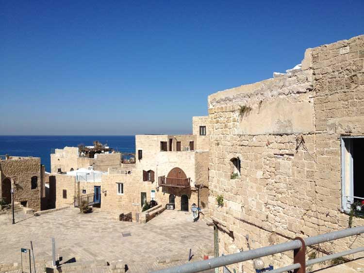 Jaffa, Tel Aviv. Foto © Tu Gran Viaje
