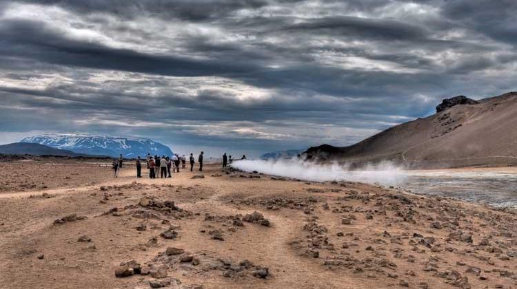 Escenarios de Juego de Tronos en Islandia