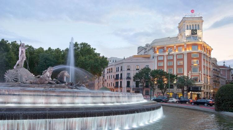 Hotel NH Collection Paseo del Prado, Madrid