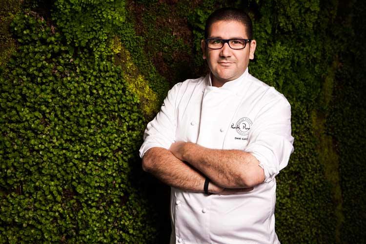 Nochevieja en el The Westin Palace con el chef Dani García