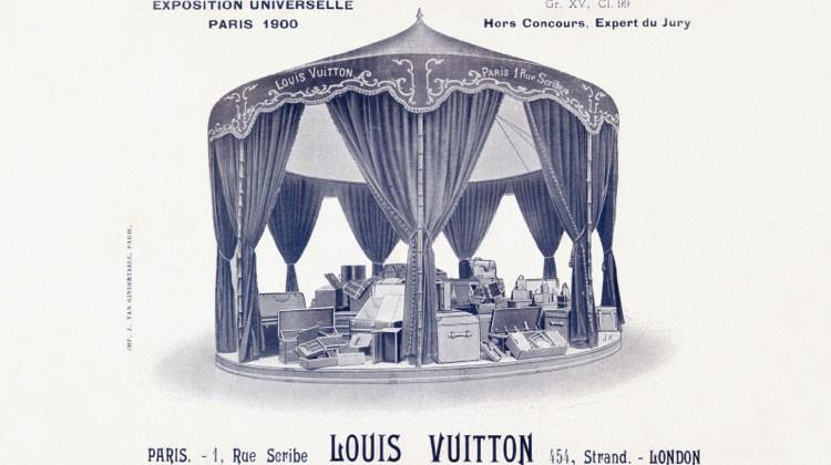 """Hasta el 21 de febrero en el Grand Palais de Paris, Louis Vuitton descubre en la exposición """"Volez, Voguez, Voyagez"""" todos los secretos de su historia."""