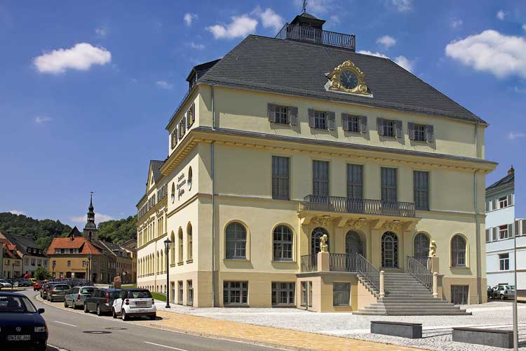 Museo de la Relojería Alemana de Glashütte