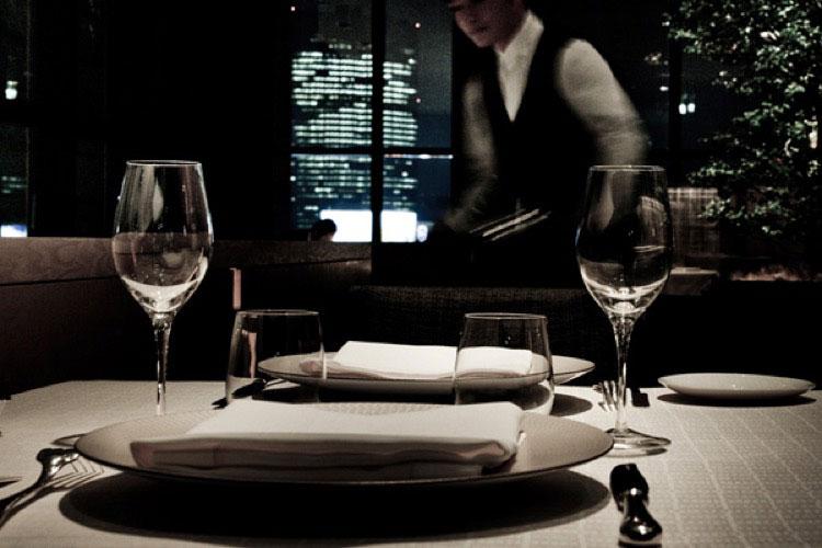 Comer en Tokio. Restaurante Beige Alain Ducasse, Tokio.
