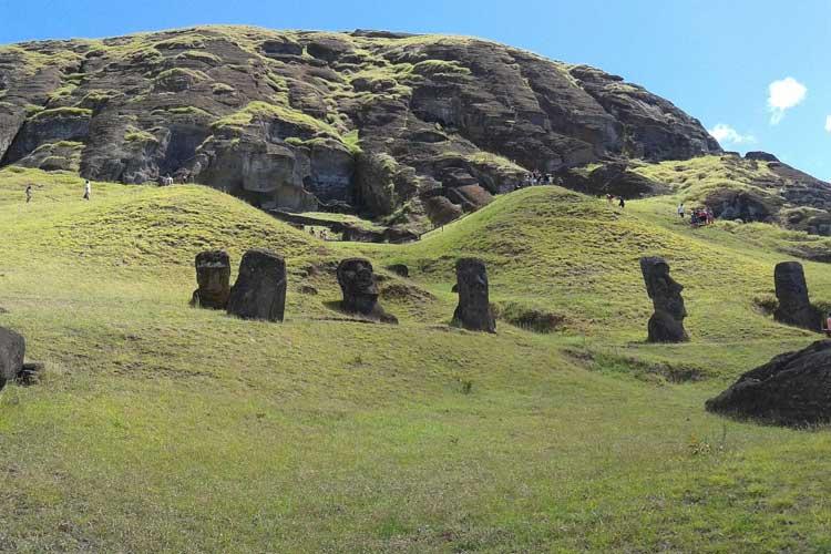 Rapa Nui. Tu Gran Viaje, una web de TGV LAB Marca y Contenido