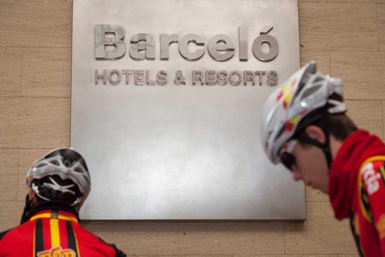 Mallorca en Bicicleta. Foto Albert Bravo. Barceló Pueblo Park
