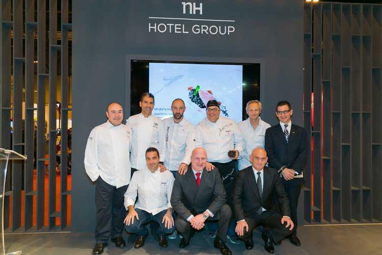 Gastronomía en NH Hotels & Resorts