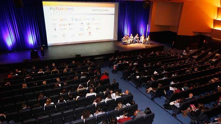 Futurismo Canarias 2016. Foto de Daniel L Cetrulo