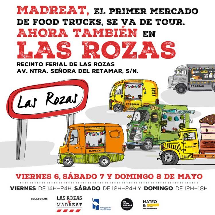 Madreat Las Rozas