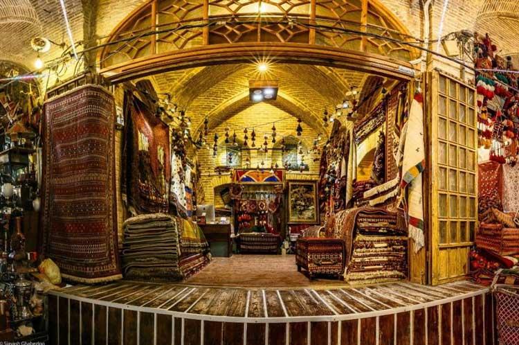 Bazar de Vakil Shiraz