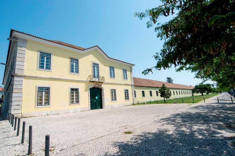 Fábrica Nacional de Cordoaira, sede de ARCO Lisboa