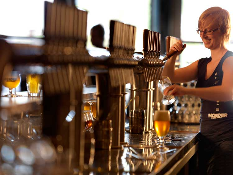 Cervecería Moeder Lambik, Bruselas. Tu Gran Viaje a #FlandesExquisita