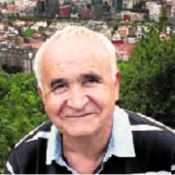 Juan Mari del Hoyo, fundador de Viajes Azul Marino, premio Turismo a la Trayectoria Profesional
