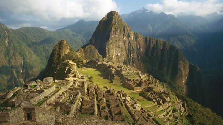 Machu Picchu en Tu Gran Viaje. © PromPerú