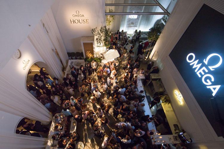 Inauguración de la OMEGA House en Río de Janeiro