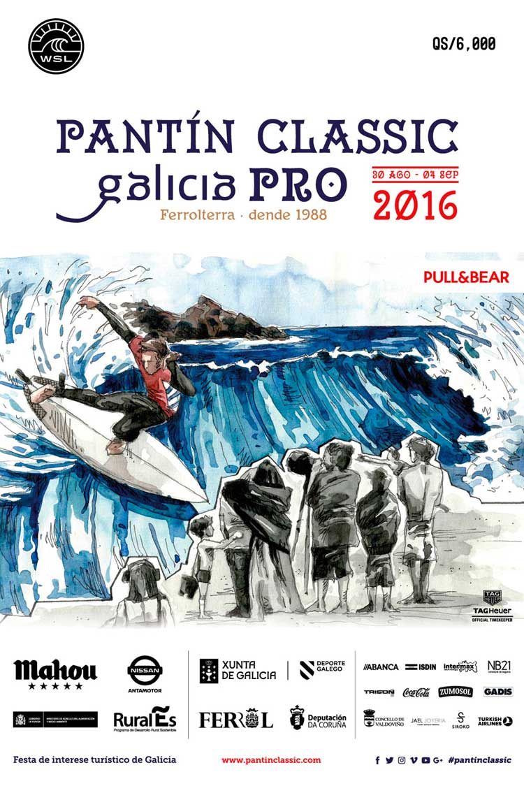 Pantín Classic Galicia Pro