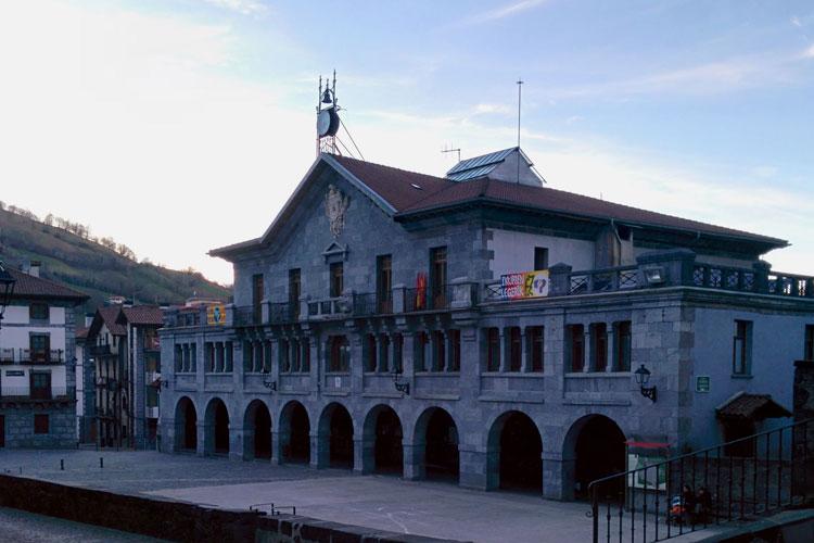 Ayuntamiento de Leitza. Tu Gran Viaje a Leitza. © Tu Gran Viaje