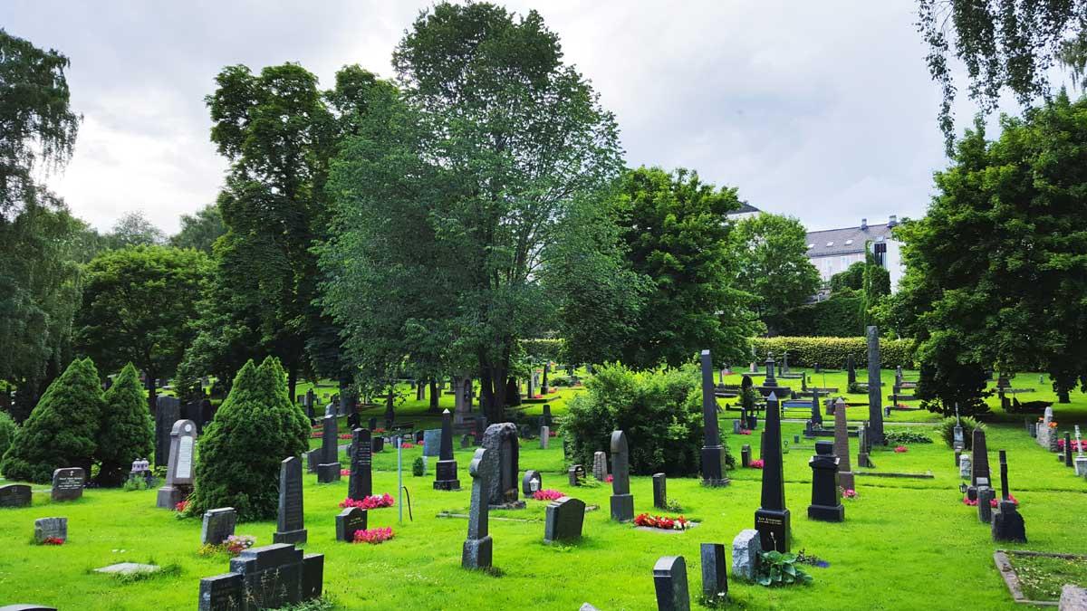 Cementerio de Aereslunden. © Tu Gran Viaje