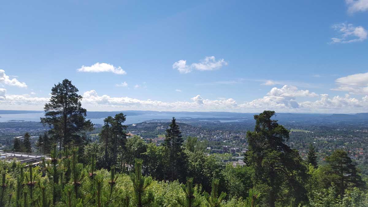 Panorámica de Oslo. © Tu Gran Viaje