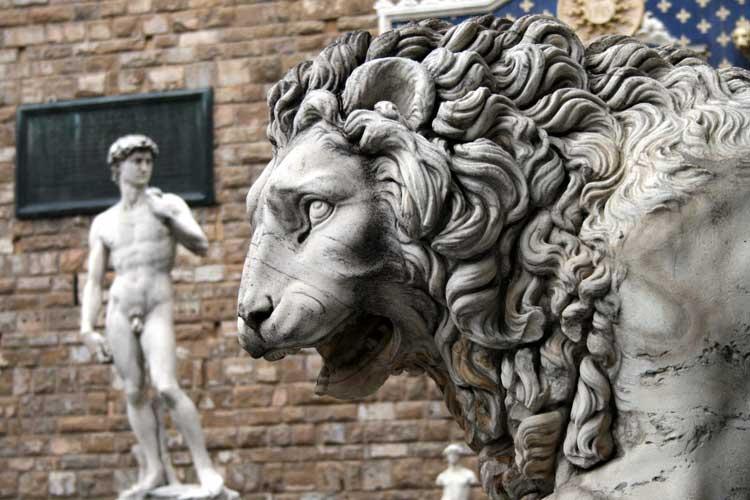 Piazza de la Signoria.Escapada a Florencia en otoño. Tu Gran Viaje