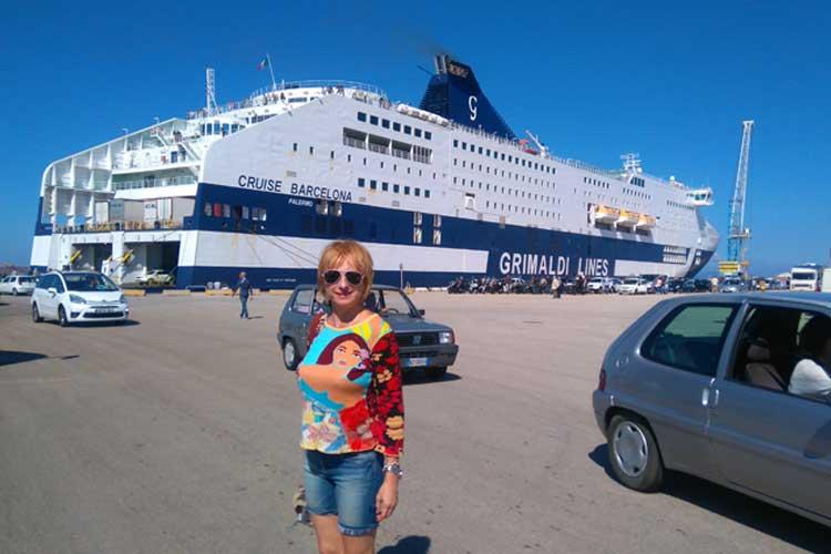 Grimaldi Lines. Viajar a Cerdeña en otoño. Pilar Carrizosa