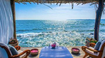 Eco resorts de Asia. Soneva Sa Private Island. Tu Gran Viaje