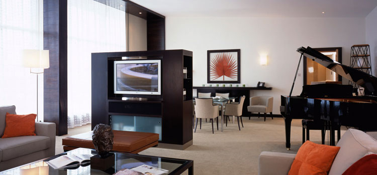 La Presidential Suite de Mourinho en Manchester. The Lowry Hotel. Tu Gran Viaje