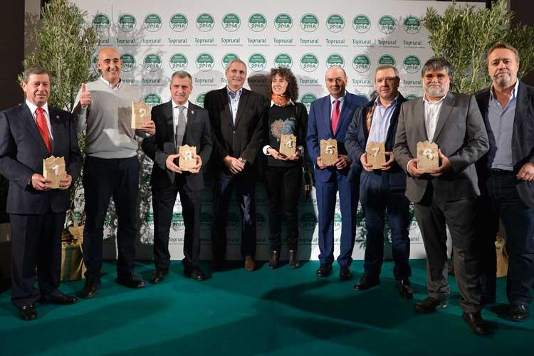 ganadores de Las Siete Maravillas Rurales 2016 de Toprural. Tu Gran Viaje