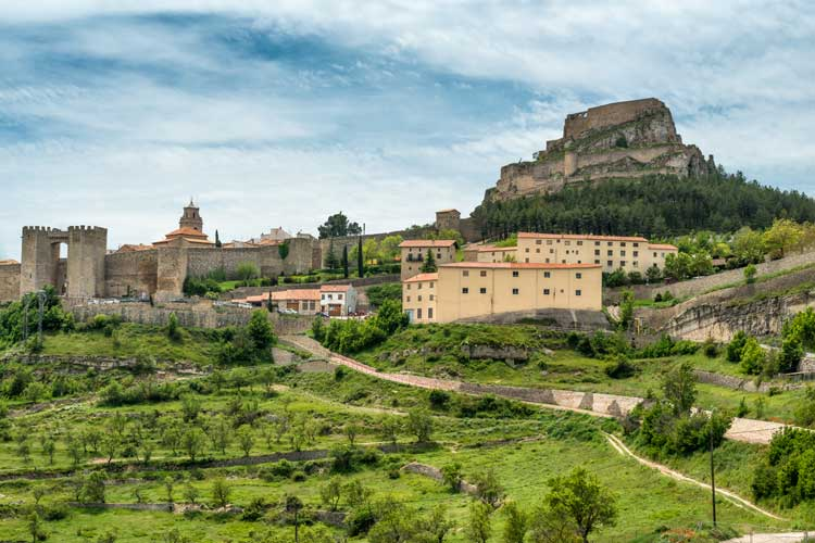 Morella, Castellón. siete maravillas rurales toprural 2016